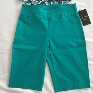 ATTYRE New York Knee Length Shorts - NWT
